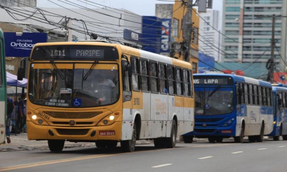 Horário de transporte público de Salvador é modificado a partir desta sexta-feira