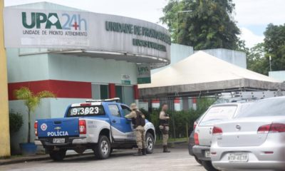 Dias d'Ávila: baleada, mãe de mulher assassinada a tiros morre após dar entrada em UPA