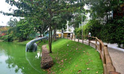 Parques públicos de Salvador reabrem a partir desta segunda-feira