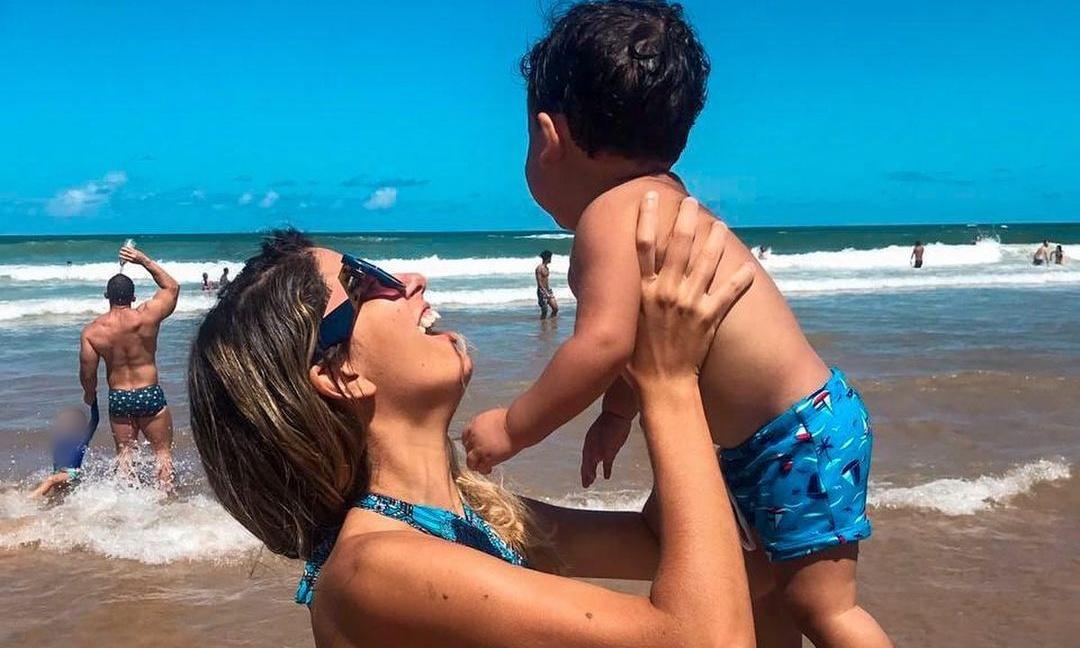 Mãe faz desabafo nas redes sociais pedindo que pai cumpra ordem judicial e devolva o filho