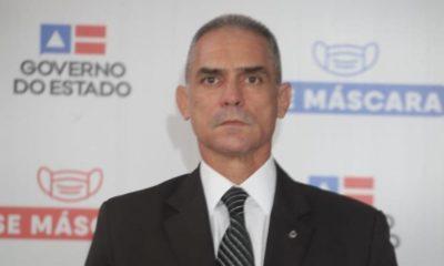 Hélio Jorge é exonerado do cargo de subsecretário de Segurança Pública da Bahia