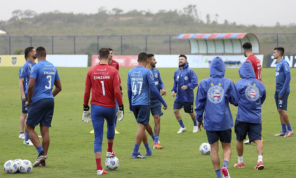 Brasileirão Série A: Bahia recebe hoje Juventude em Pituaçu