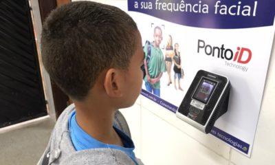 Mata de São João implanta sistema de reconhecimento facial para monitorar frequência nas escolas