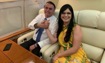 Ex-aliada, Dayane Pimentel defende impeachment de Bolsonaro