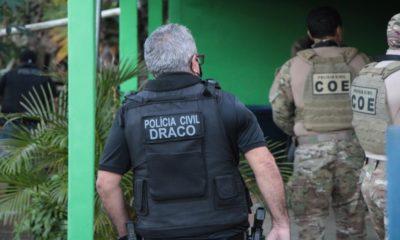 Operação Aerarium: dupla responsável pelo suporte logístico de ataques a banco é presa