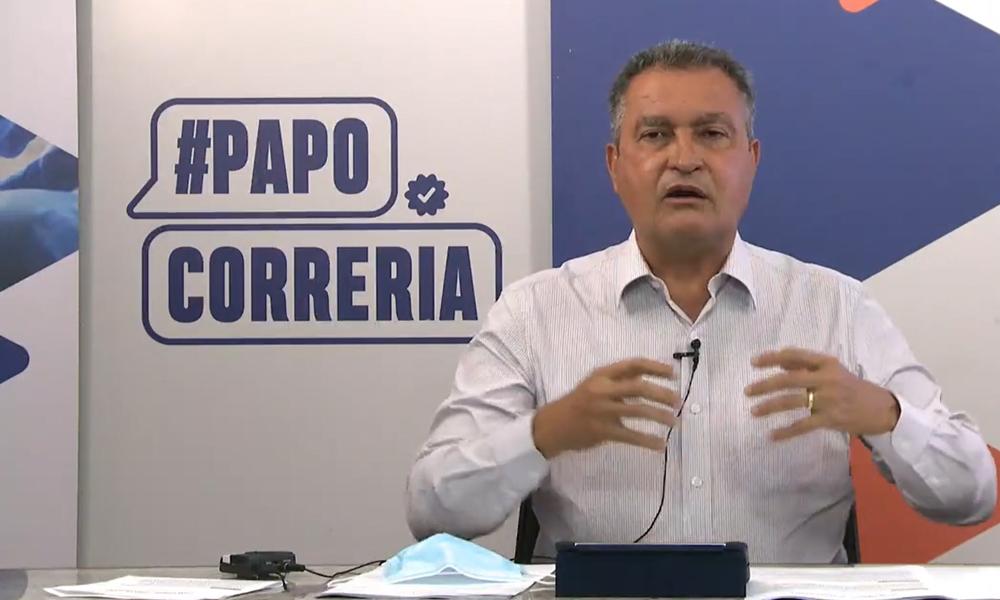 Rui Costa anuncia reforço de mais 100 ônibus no transporte escolar da Bahia