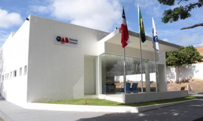 Comissão de Meio Ambiente da OAB investigará obra na praia de Busca Vida