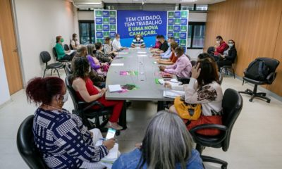 Escolas da rede pública municipal de Camaçari retomam atividades presenciais nos dias 9 e 16 de agosto