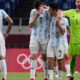 Argentina é eliminada e vê Egito se classificar para enfrentar Brasil nas quartas de final das Olimpíadas