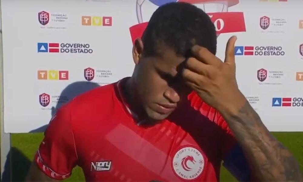 Camaçariense perde e está fora do Campeonato Baiano Série B 2021