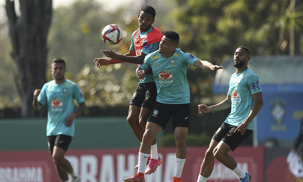 Em amistoso olímpico, Brasil joga hoje contra Emirados Árabes