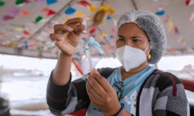 Vacinação avança para população geral de 37 anos acima nesta quarta em Camaçari