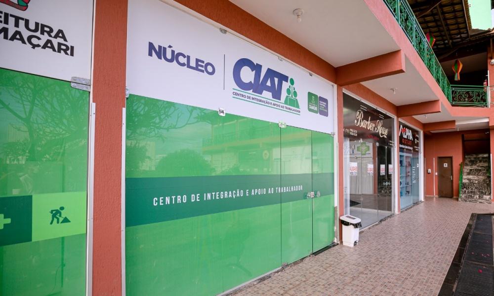 Arembepe ganha núcleo do Ciat; unidade foi inaugurada hoje