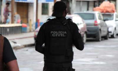 Foragido acusado de roubar R$ 700 mil em assalto a banco na Bahia é preso em São Paulo