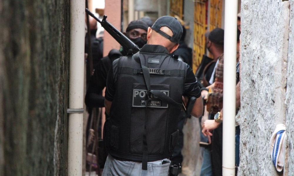 Trio suspeito de latrocínio de motorista por aplicativo é preso em Periperi