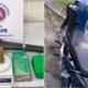 Homem é preso em flagrante com mais de 1 kg de maconha em Dias d'Ávila