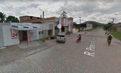 Caixa eletrônico é explodido no bairro da Concórdia em Dias d'Ávila