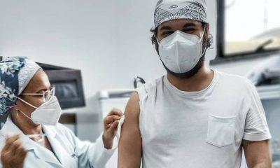 Mata de São João atinge marca de 54% do público-alvo vacinado com primeira dose ou dose única contra Covid-19