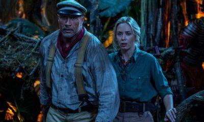 Estrelado por Dwayne Johnson e Emily Blunt, 'Jungle Cruise' estreia no Cinemark Camaçari