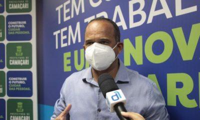 Elinaldo irá a Brasília na próxima semana para debater sobre finanças do município