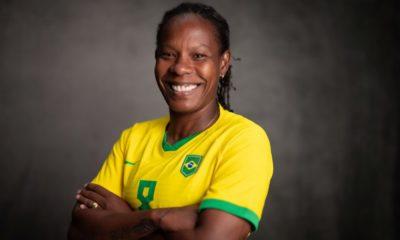 Formiga se despede da Seleção Brasileira em Jogos Olímpicos