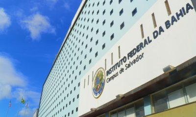 IFBA de Salvador inicia inscrições para seleção de estágio remunerado
