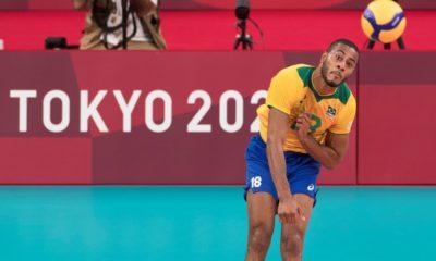 Tóquio: Brasil bate EUA no vôlei e volta às quadras neste sábado
