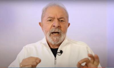 """Lula classifica disputa por terceira via como """"piada"""" e pede que partidos lancem seus candidatos"""