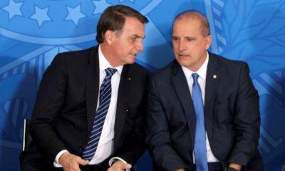 Bolsonaro edita MP, recria Ministério do Trabalho e nomeia Onyx Lorenzoni como chefe da pasta