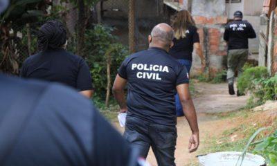 Quatro pessoas são presas em Salvador e Santo Amaro durante Operação Anjo Liberto