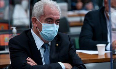 Senador Otto Alencar testa positivo para Covid-19