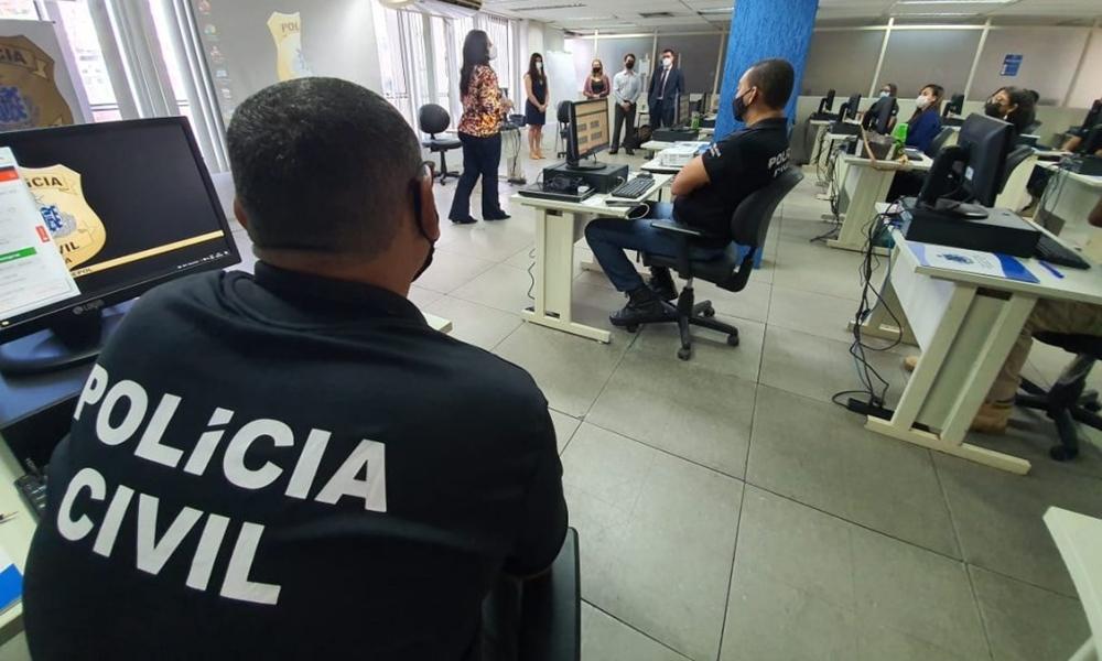 Nova ferramenta para registro de ocorrências eletrônicas é lançada pela Polícia Civil