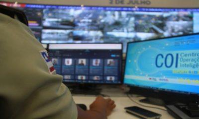 Serviço de reconhecimento facial e de placas veiculares será ampliado na Bahia