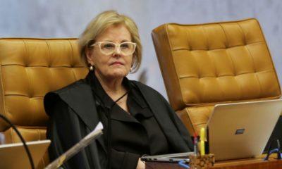 Rosa Weber dá 10 dias para Congresso prestar informações sobre aprovação do fundo eleitoral