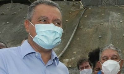 Rui Costa volta a criticar quantidade de vacinas contra Covid-19 enviadas à Bahia