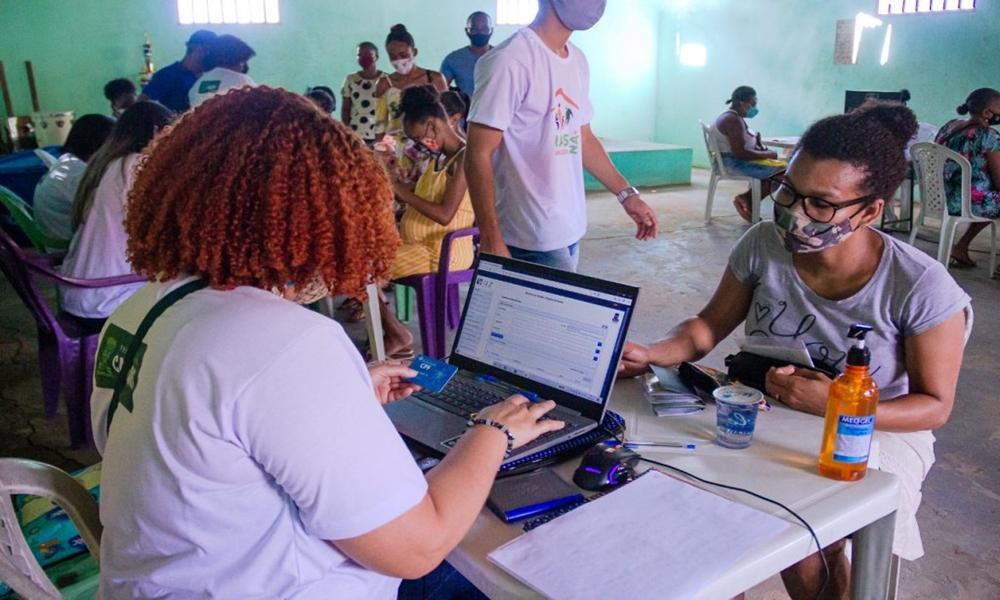 Serviços do projeto Cras na Comunidade chegam à localidade de Parafuso nesta sexta-feira