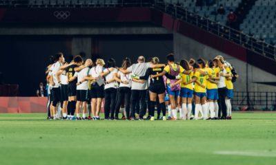 Seleção Feminina de Futebol é eliminada das Olimpíadas nos pênaltis