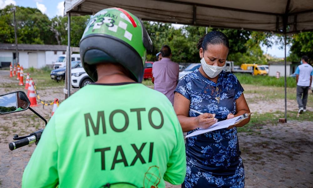 STT prorroga renovação de Alvará de Circulação para mototáxi