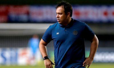 Bahia anuncia demissão de Dado Cavalcanti