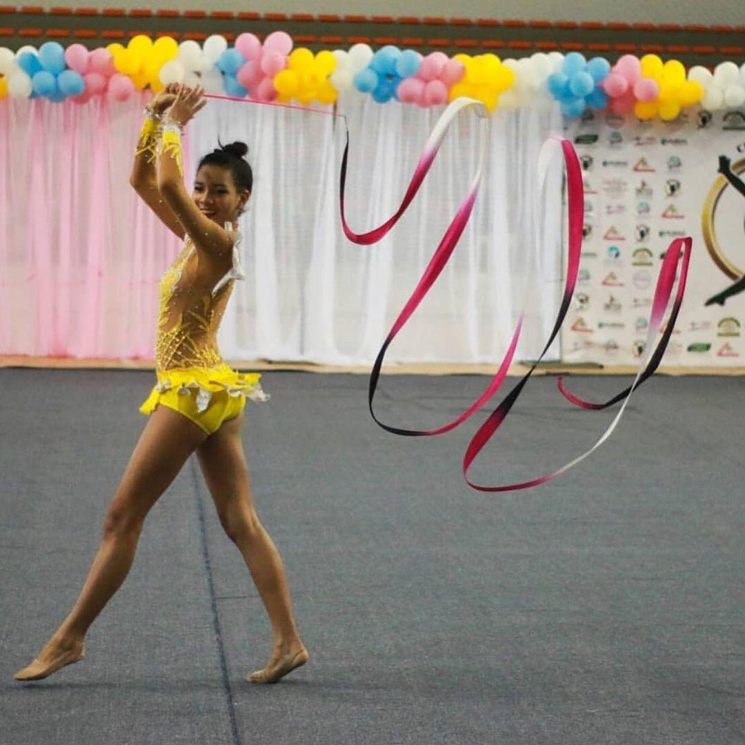 Soteropolitana faz vaquinha virtual para participar do Campeonato Brasileiro de Ginástica Rítmica