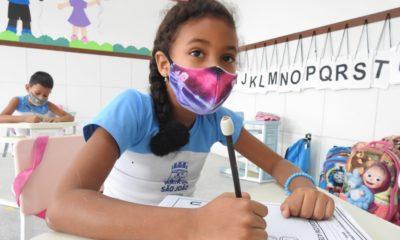 Mata de São João retoma aulas presenciais para 100% dos alunos na segunda-feira