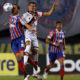 Bahia perde de virada para Atlético-GO e fica a três pontos da zona de rebaixamento