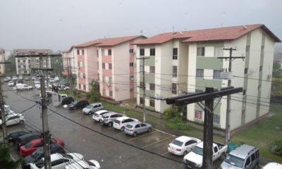 Fim de semana permanece com tempo chuvoso em Camaçari