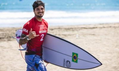 Gabriel Medina recusa vacina contra Covid-19 e fica de fora da etapa Mundial de Surfe