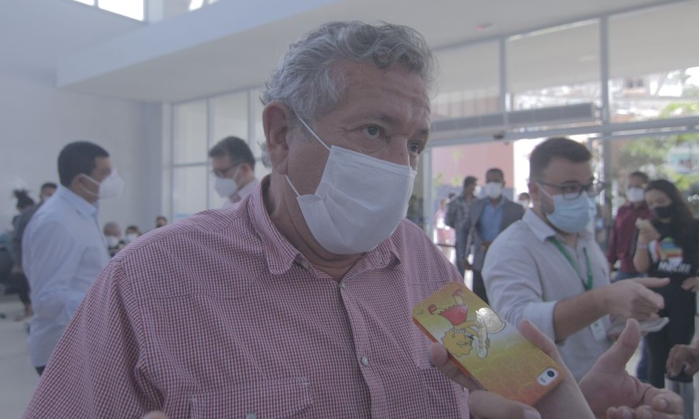 Saída da Ford e atração de novas empresas para o Polo Industrial são colocadas em pauta com Lula, afirma Caetano