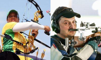 Paralimpíadas: Jane Karla é eliminada no tiro com arco e Alexandre não avança no tiro esportivo