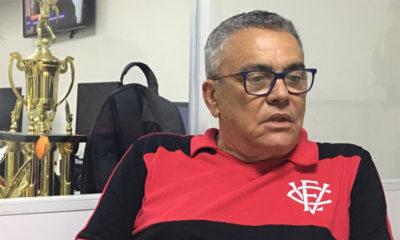 Paulo Carneiro é afastado temporariamente da presidência do Vitória