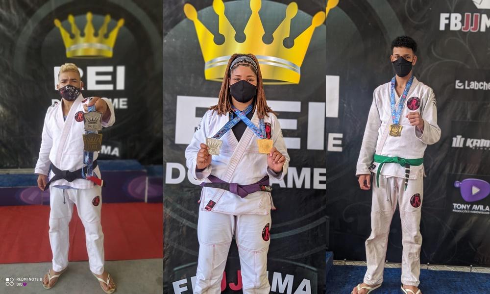 Equipe Raiz Jiu-Jitsu de Camaçari conquista 24 medalhas no Rei do Tatame em Lauro de Freitas