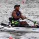 Renê Pereira se prepara para disputar medalhas na canoagem nas Paralimpíadas de Tóquio
