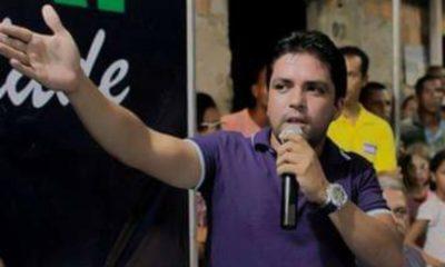 Eleições: Robson Lima coloca nome à disposição do Democratas para disputar uma vaga no legislativo